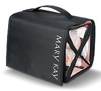 Mary Kay Roll-up-Travel Cosmetic Bag