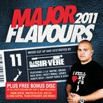 Major Flavours 2011 (With Bonus Disc) by Young Sid, J.Williams, Usher, Katy Perry, Savage Various Ft: Monsta