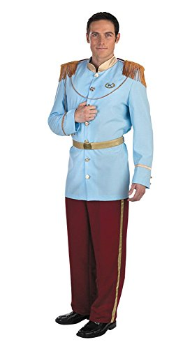 Prince Charming Prestige Adult Halloween Costume