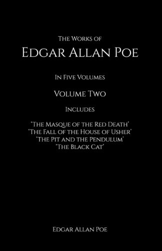 a comparison of edgar allan poes novels in the fall of the house of usher and the masque of the red