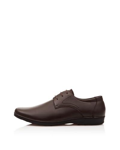 J´hayber Zapatos Piel Cordones Calos