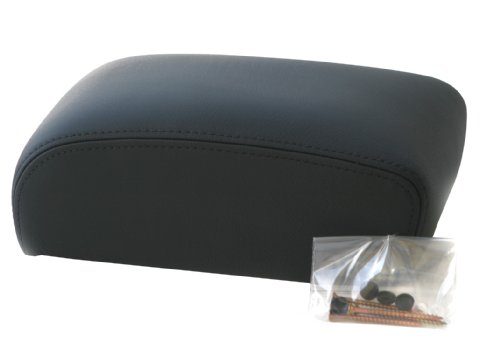 Land Rover Freelander centre console armrest by Boomerang -Black
