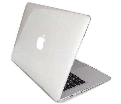 新しい MacBook Air 11インチ (Mid 2013)対応 New クリスタル ハードケース クリア(透明)