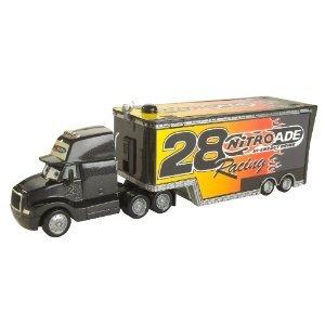 Disney's Cars Toy Truck Hauler - Nitroade 1:55 Scale Mattel