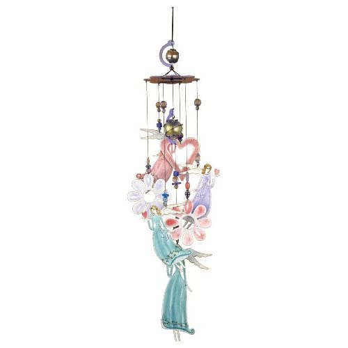 Sunset Vista Designs Angel Garden Chime, 24