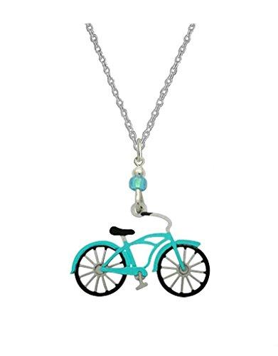sienna-sky-estilo-vintage-aqua-bicicleta-collar-n1596