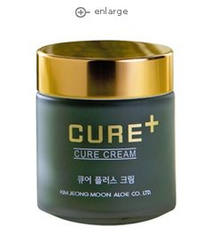 Cure Plus Cream(80G)/Kim Jeong Moon Aloe front-468022