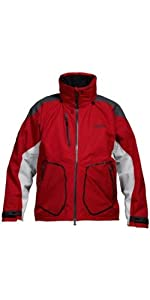 Musto BR1 Mens BR1 Match Jacket SB0070 SBo070 RED Sizes- - Large