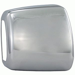 Toyota Tundra Chrome Tow Mirror Covers With Turn Signal (2 Piece): Fits 2007, 2008, 2009, 2010, 2011, 2012 and 2013 (Tow Mirrors For Toyota Tundra compare prices)