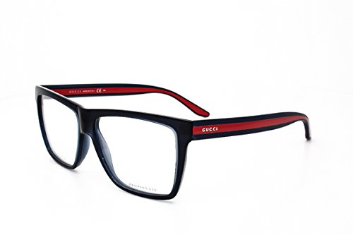 Glasses Frames Johannesburg : Other Mens Clothing - Gucci GG1008 Eyeglasses-0549 Blue ...