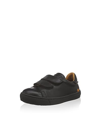 Art Zapatillas Negro