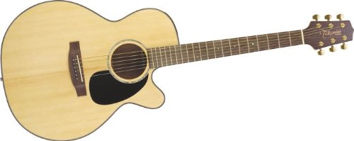 Takamine G Series Eg440C Nex Acoustic Electric Guitar, Natural