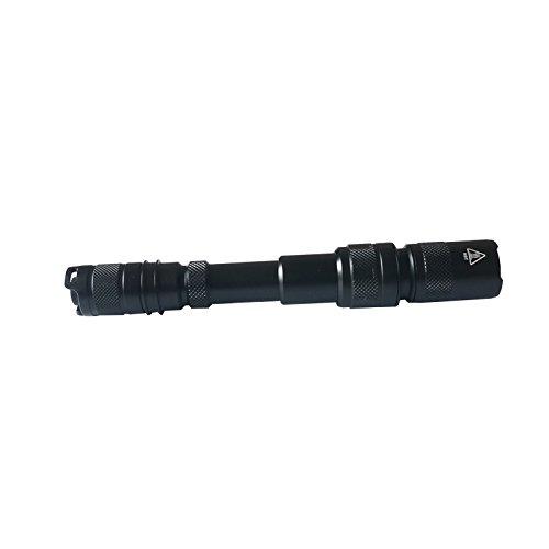 Nitecore Mh2A 600 Lumens Led Rechargeable Flashlight, Black