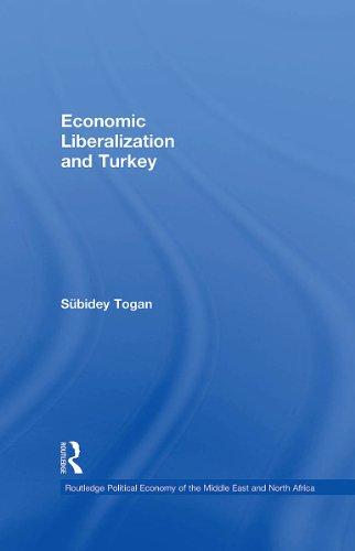 Economic Liberalisation and Turkey (Routledge