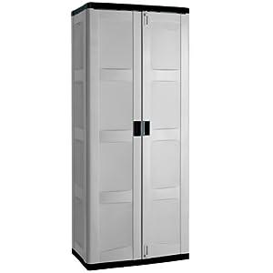 Suncast C7200G Tall Utility Storage Cabinet