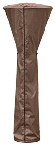[해외]파티오 히터 커버, 갈색 - 전체 길이 - 최대 87/Patio Heater Cover, Brown - Full Length - Fits up to 87
