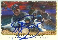 Scott Servais Houston Astros 1995 Topps Autographed Hand Signed Trading Card. by Hall+of+Fame+Memorabilia