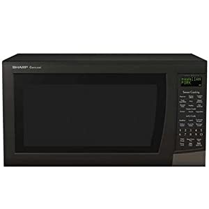 SHARP : R530EKT 2.0 cu. ft. Countertop Microwave Oven 1,200 Cooking Watts - Black