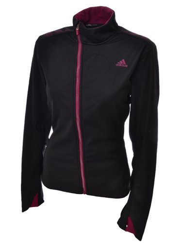 Adidas Womens Supernova Riot Jacket - Black -