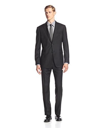 John Varvatos Men's Chad 2 Button Notch Lapel Suit