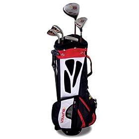 Taylor Made Burner Junior Golf Set w/ Bag Ages 4-6