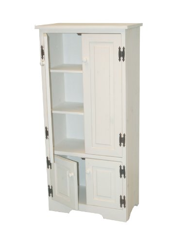 target-marketing-systems-tall-storage-cabinet-with-2-adjustable-top-shelves-and-1-bottom-shelf-white