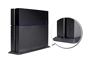 Pythons Vertical Stand for PS4 Console-Black
