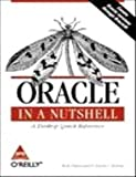 img - for Oracle in a Nutshell : A Desktop Quick Reference book / textbook / text book