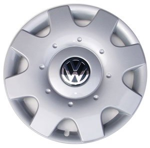 Volkswagen - 1C0601147CGJW Beetle 16 Inch New Factory Original Equipment Hubcap