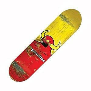 machine been used skateboard deck co