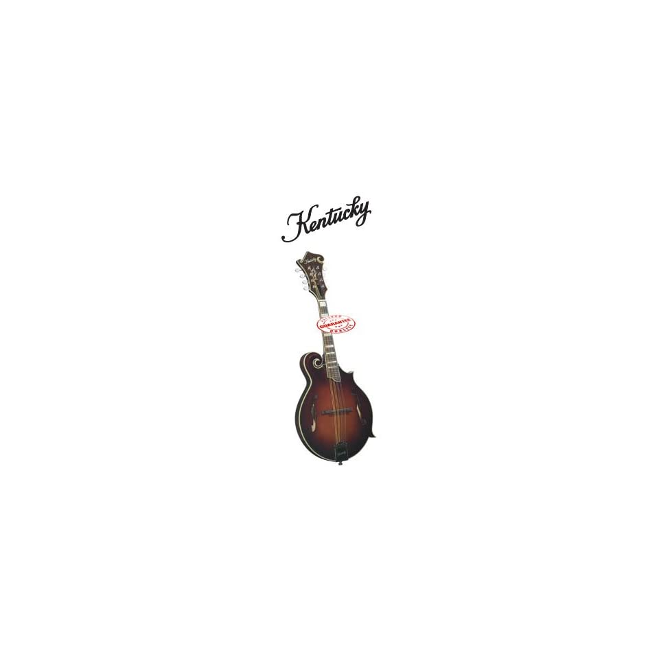 KENTUCKY ARTIST F MODEL MANDOLIN KM 805 Musical Instruments