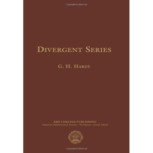 Divergent-Series-G-H-Hardy