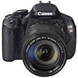 Canon EOS Rebel T3i 18 MP CMOS Digital SLR Camera Picture