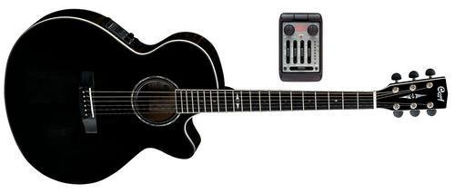 Cort E-Akustikgitarre SFX-10 Transparent Blackburst