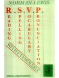 Reading,Spelling,Vocabulary,Pronunciation (R.S.V.P.)Vol 3