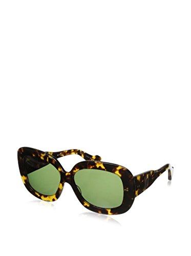 DITA Women's Lyon 22008 Sunglasses, Tokyo Tortoise