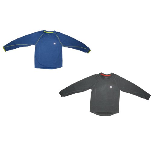 Pack-of-2-Champion-Boys-Dri-Fit-Long-Sleeve-Jersey-Shirt
