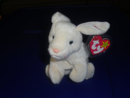 beanie baby - (Nibbler) - with tag attached - tag tag protector - 1
