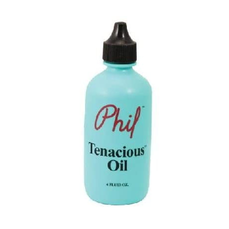 Phil Wood Tenacious Oil Bicycle Chain Lube - 4 oz - PW-1014