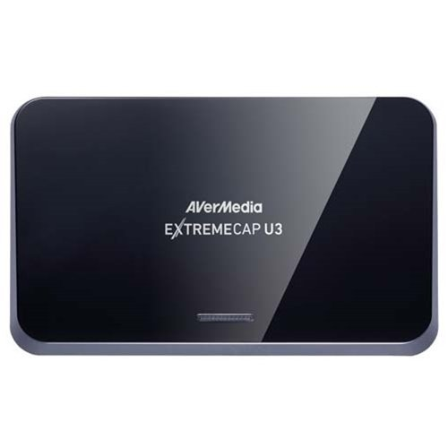 AverMedia ExtremeCap U3, Capture Uncompressed HD Video (CV710) TV Tuners & Video Capture CV710 Style: Capture HD Video, Model: CV710, PC / Computer e Elettronica