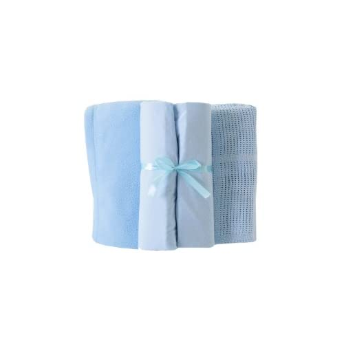 Baby Elegance Bedding Bale Crib  Cradle (Blue)