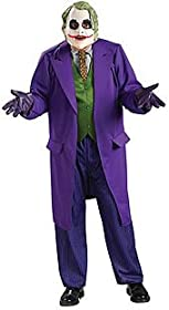 Plus Size Joker Suit Adult