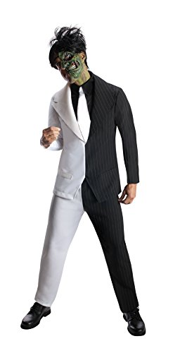 Rubie's Costume Men's Dc Super Villains Adult Two-Face