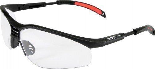 Arbeitsschutzbrille-klar-verstellbare-Bgel-Schutzbrille