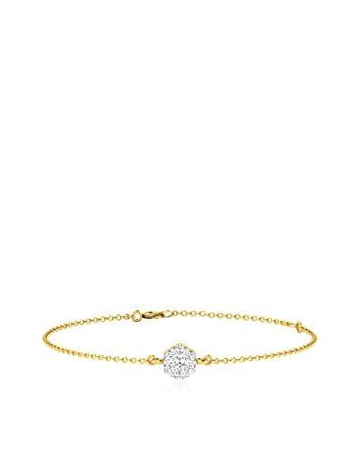 Friendly Diamonds Braccialetto Oro