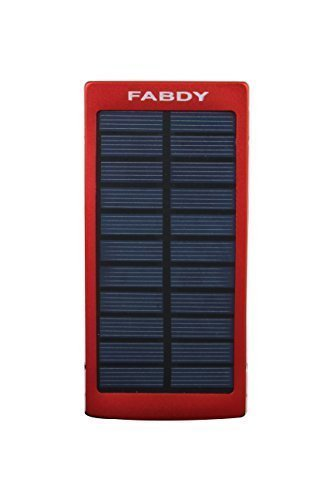 Fabdy SPB-11 35000mAh Solar Power Bank