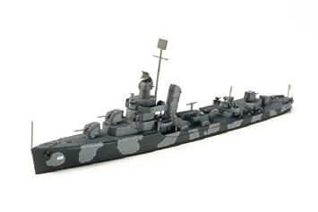 Tamiya - 31911 - Maquette - Bateau - Destroyer Us Dd412 Hamman