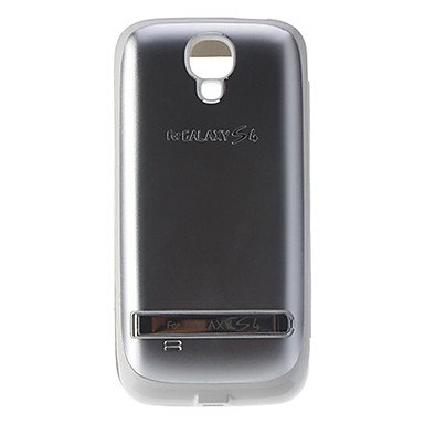 S4-3200 3200Mah Full Battery Case For Samsung S4 I9500 White