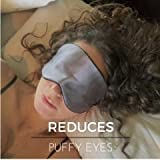 Sleep Mask - reduces puffy eyes in the morning. This eye mask gives you an anti aging facial while you sleep.