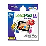 LeapFrog LeapPad Explorer Game App Download Card